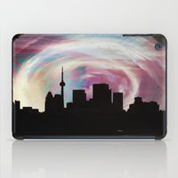 toronto iPad Cases featuring Toronto by bMAR10