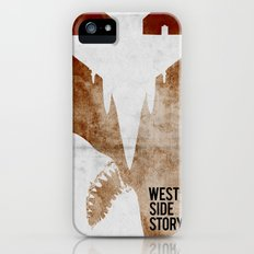 west side story iPhone (5, 5s) Slim Case
