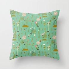 Meadowland Throw Pillow