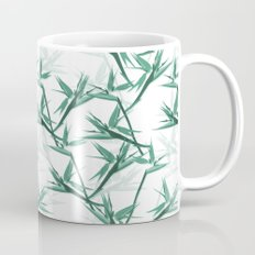 Bird of Paradise - blue Mug