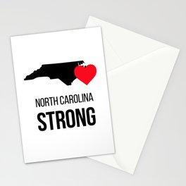 North Carolina strong / Hurricane season Stationery Cards