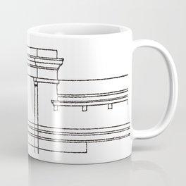 ARCHITECTURE1 Coffee Mug