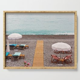 Cote D'azur - Nice, France Serving Tray