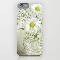 Simply white iPhone 6s Slim Case