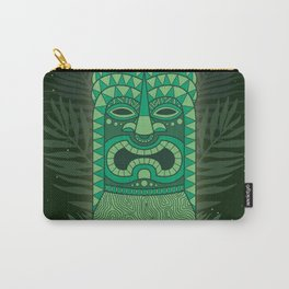 Tiki Mean Carry-All Pouch