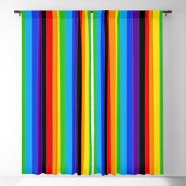LGBTQ Pride Blackout Curtain