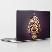 dad Laptop & iPad Skins featuring DAD by Mathis Rekowski