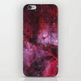 Carina Nebula Milky Way Galaxy iPhone Skin