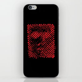 The Face of God iPhone Skin