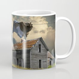 Wash on the Line Coffee Mug