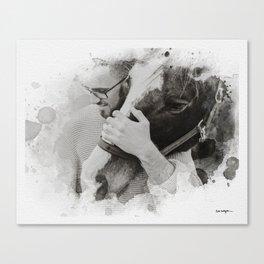 Limited Edition, Ringo #1 Canvas Print