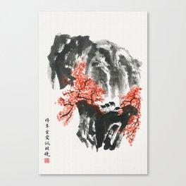 Maple woods Canvas Print