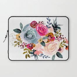 Autumn Rose Laptop Sleeve