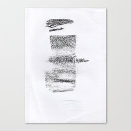 GESTURE Canvas Print