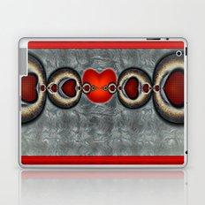 Chains around my heart. Laptop & iPad Skin