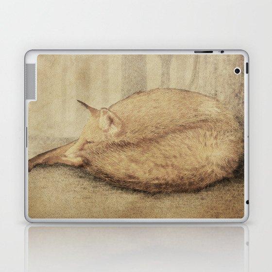 A Quiet Place (sepia option) Laptop & iPad Skin