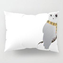 Hufflepuff Hedwig Pillow Sham
