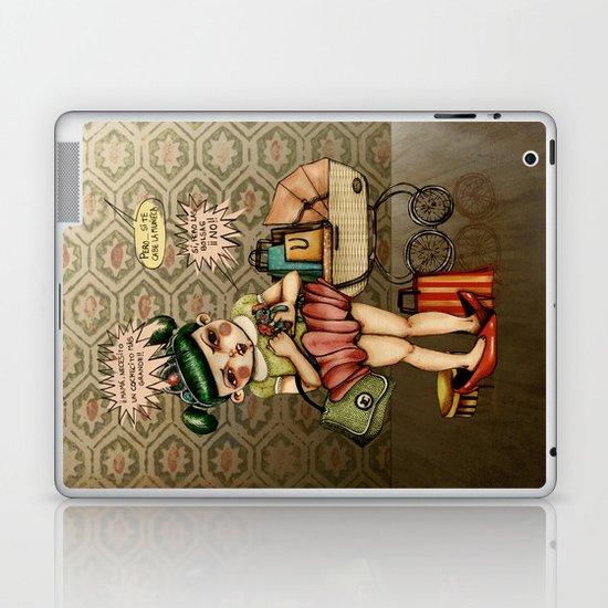 Consumismo Laptop & iPad Skin