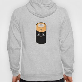 Kawaii battery Hoody
