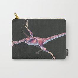 Microraptor Gui Muscle tudy (No Labels) Carry-All Pouch
