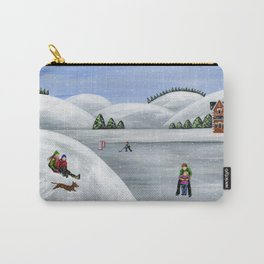 Hilly Humbleness Carry-All Pouch