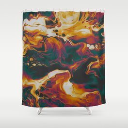 I DON'T NEED YOU Shower Curtain