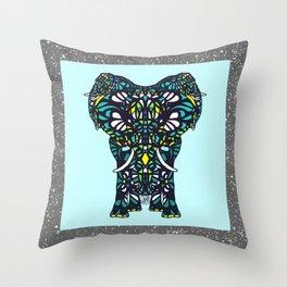 Spirit Elephant Throw Pillow
