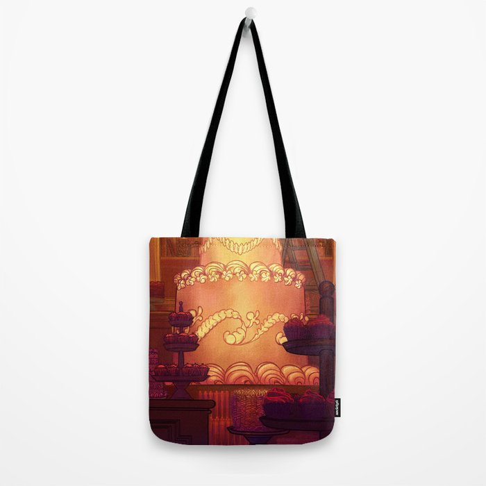 A Committed Baker Tote Bag