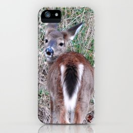 Where's my mama? iPhone Case