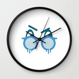 I See You! #society6 #decor #buyart #artprint Wall Clock