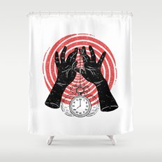 Hypnotise Shower Curtain