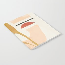 Abstract Shapes 20 Notebook