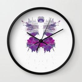 Inkdala LXXII-Part II Wall Clock