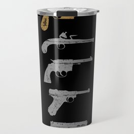 A long time ago with a blaster far, far away... Travel Mug