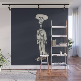 Mexican revolutionary Wall Mural