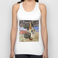donkey kong Tank Tops featuring Donkey Kong Is Here by grimelords
