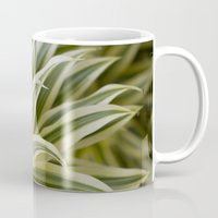 plant Mugs featuring Plant by Nature's Design