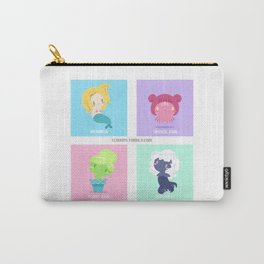 Monster Girls B Carry-All Pouch