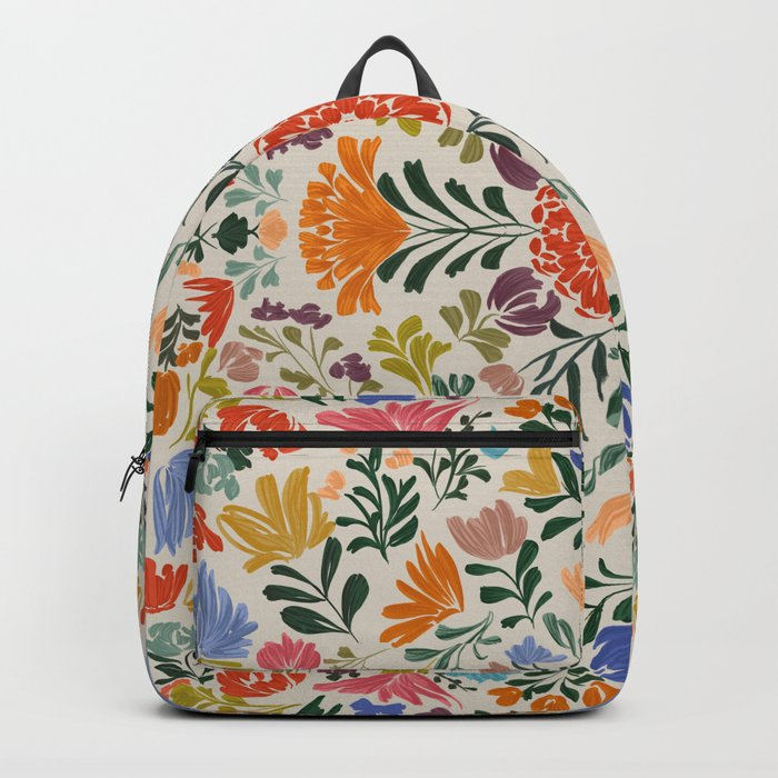 Florals from Mexico Backpack