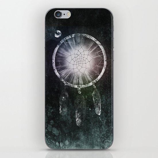 Dream Catcher iPhone & iPod Skin