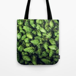 Hops by the bushel. Tote Bag