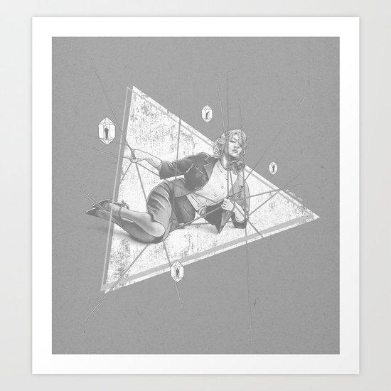 The Widow Trap Art Print