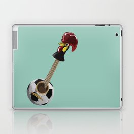 fado, soccer,and a cock from barcelos Laptop & iPad Skin