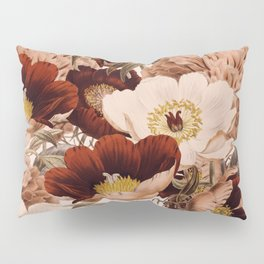 Vintage Garden 2 #society6 Pillow Sham