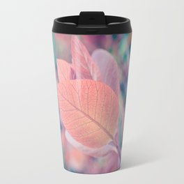 Natures Watercolor Travel Mug