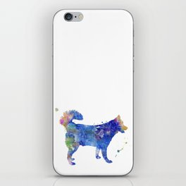 Husky iPhone Skin