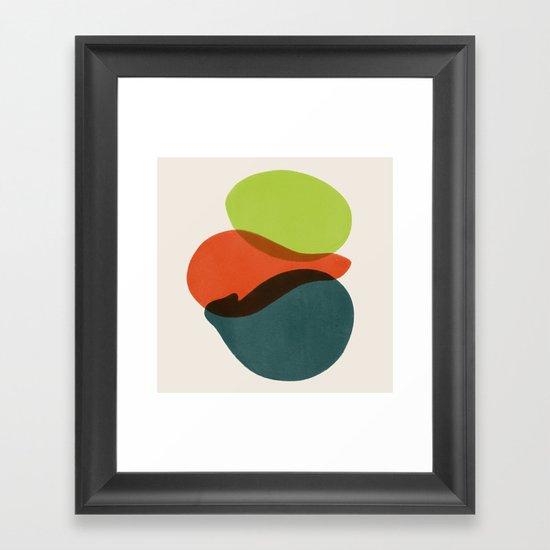 Play 1 Framed Art Print