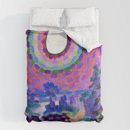Robert Delaunay - Landscape At Disc - Digital Remastered Edition Comforters
