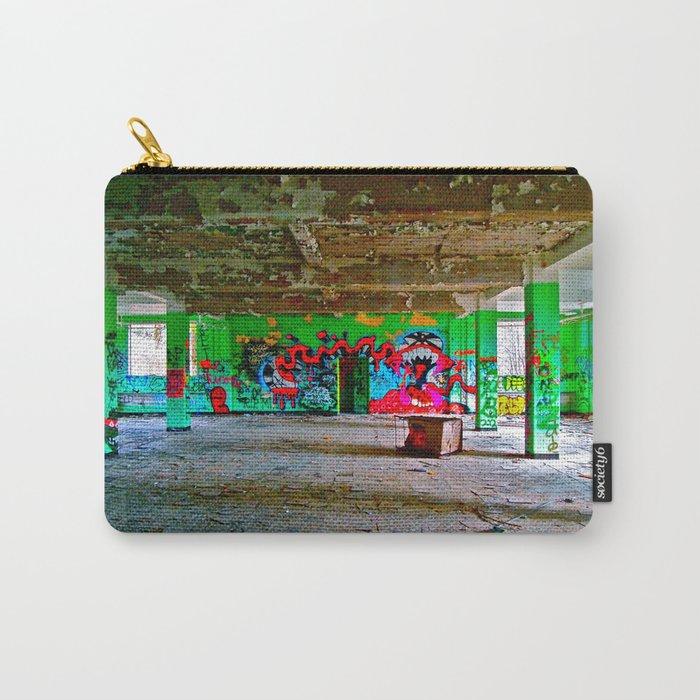 Henryton Graffiti Carry-All Pouch