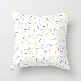 Sprinkles Bitch Throw Pillow